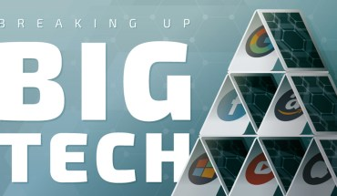 Breaking Up Big Tech - Infographic