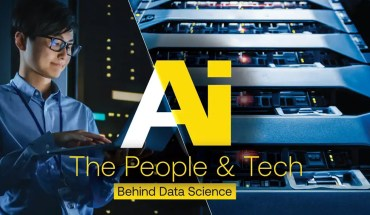 AI: The People and Tech Behind Data Science - Infographic