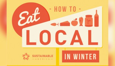 Fresh Local Produce in Winter? Here's How! - Infographic