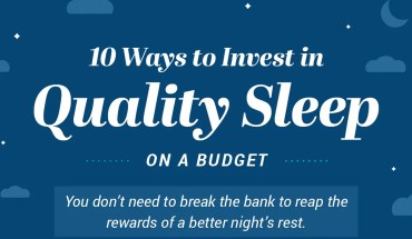 The Importance of Getting A Good Night's Sleep - Infographic