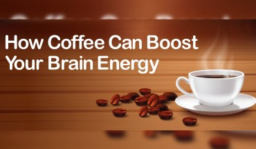 The Scientific Reasons Behind Coffee's Stimulating Powers - Infographic