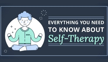 Self-Therapy Tips to Keep You Relaxed - Infographic