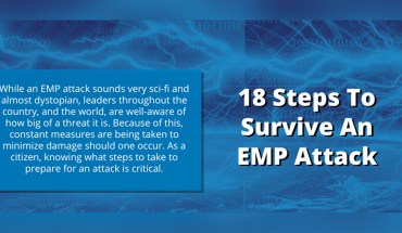 An Ultimate Guide To An EMP Attack & 3 Ways You Can Survive It - Infographic