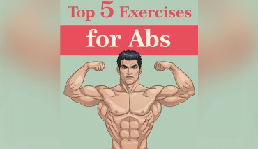 Do These 5 Exercises For A Complete Abdominal Workout