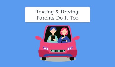 Are You Driving And Texting?