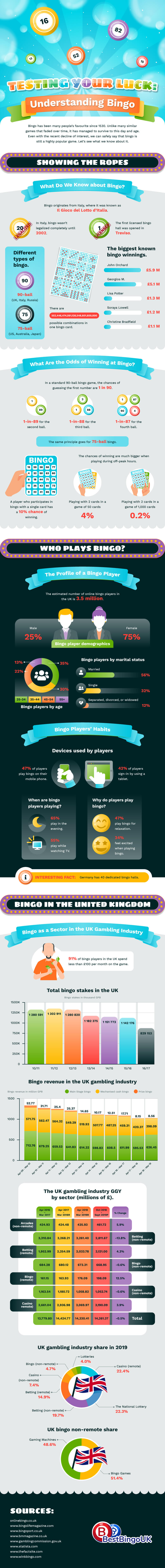 The Rise of Online Bingo in the Networked World