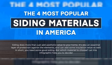 The 4 Most Popular Siding Materials in America