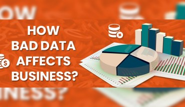 How Bad Data Affects Business? - Infographic