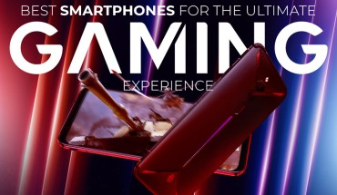 Top 10 Ultimate Gaming Phones - Infographic