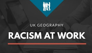 Racism At Work In The UK - Infographic