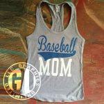 Baseball Mom Tank