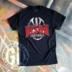 Buffalo Football Vintage T Shirt
