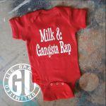 Milk & Gansta Rap