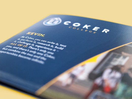 "Coker College - ""It's Your Story"" Search Campaign 