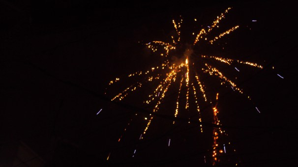 Your typical fireworks