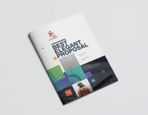 16 Pages Best Elegant Proposal Template