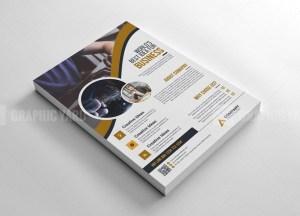 Corporate Creative Flyer Templates