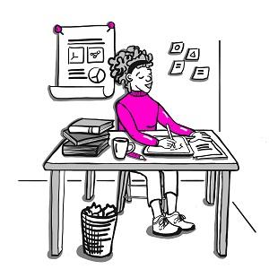 Business Illustrationen von Peggy Norbisrath