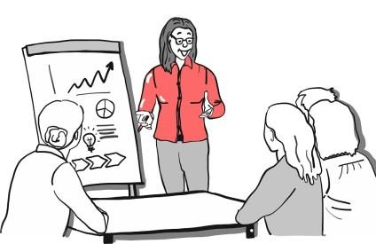 Business Zeichnen Workshop