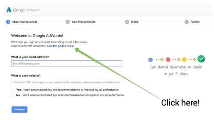 adwords-signup-skip
