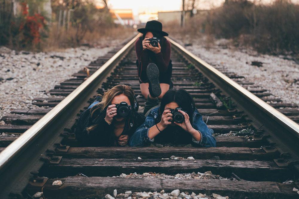 Stock photography agency