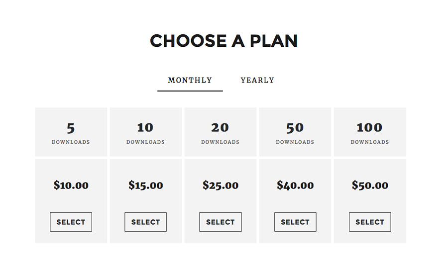 Sell Media Subscription Plans 2