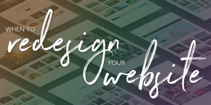 Redesign Website