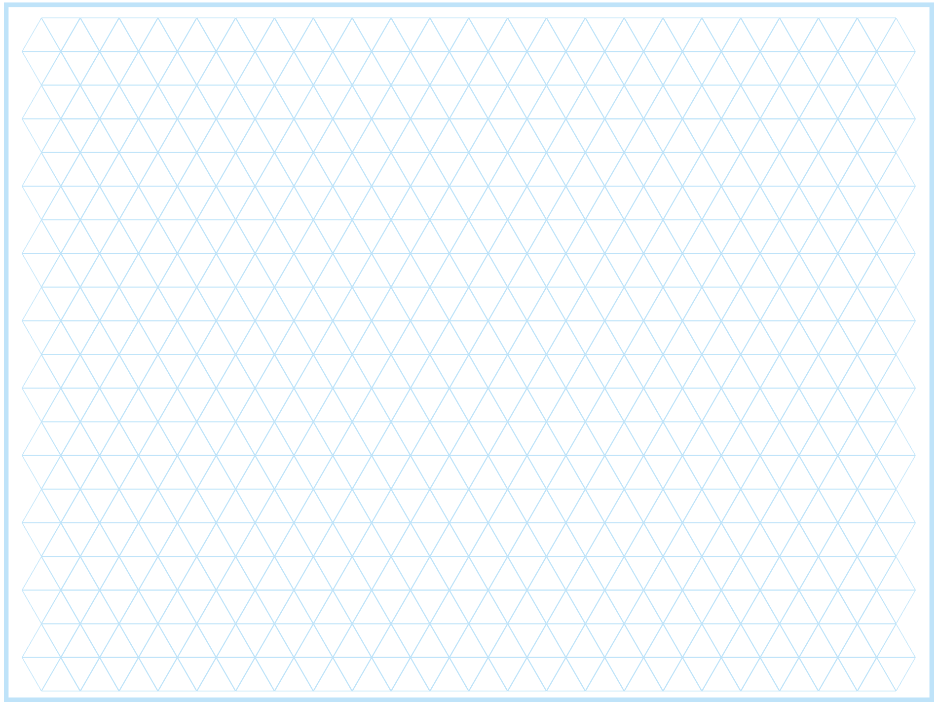 Triangle Printable That Are Massif