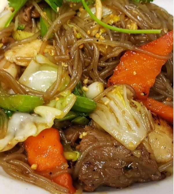 Eighth Warrior Noodles