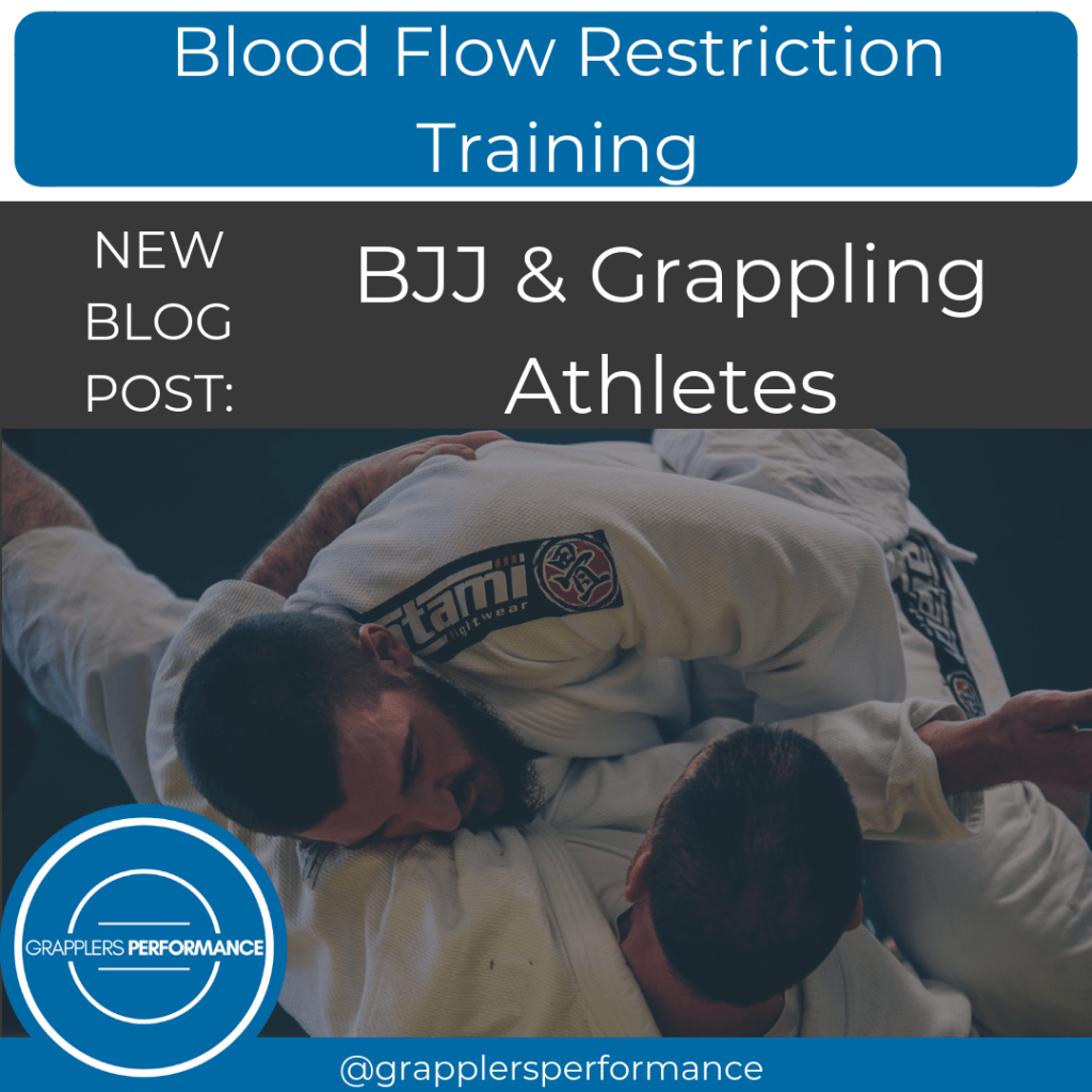 Blood Flow Restriction BJJ
