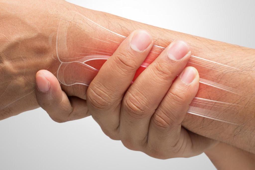 BJJ Injury Healing Times