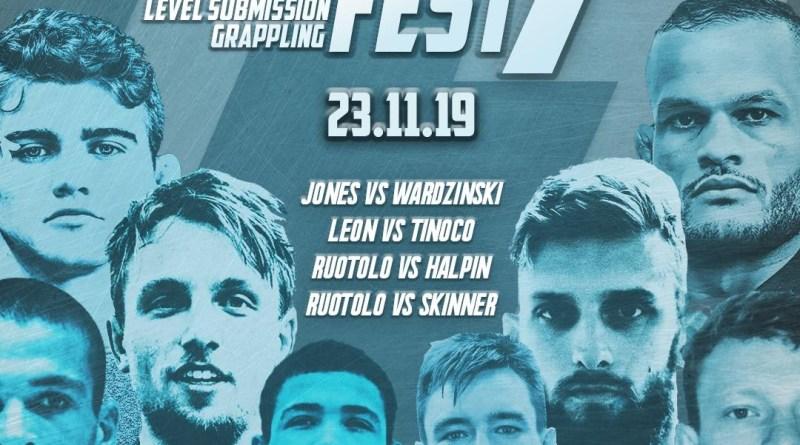 Grapplefest 7 poster