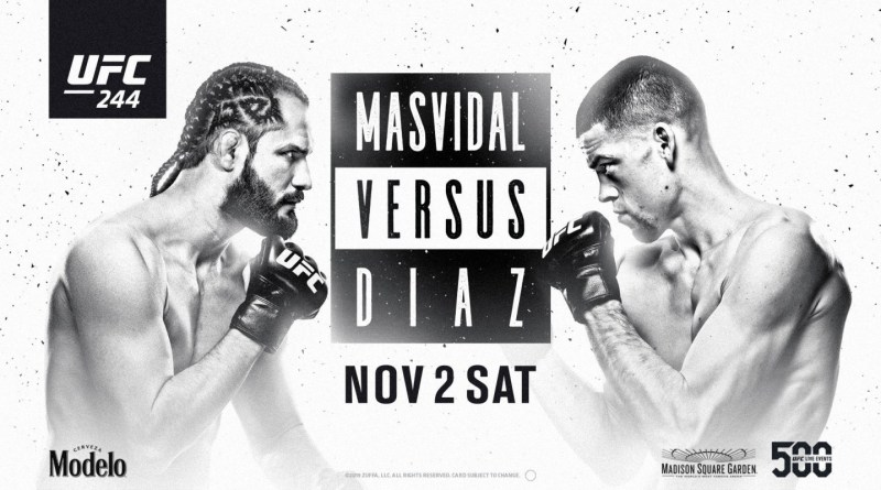 ufc 244 results