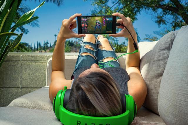 Razor new gaming smartphone