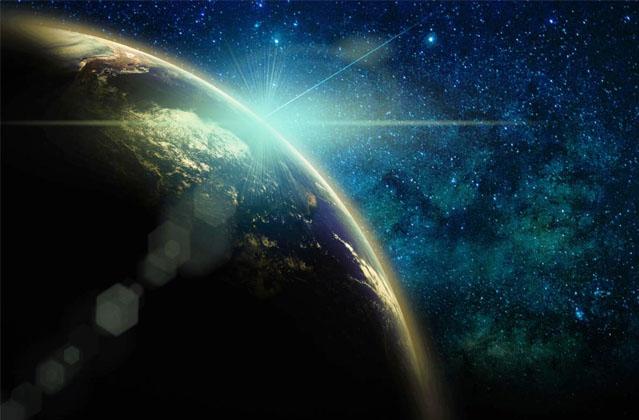 A Dark Matter Hurricane Passing The Earth