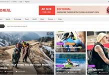 Best News Blog Free WordPress Themes For Website