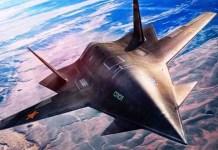 Chinese Dark Sword is the First Sixth-Generation Warplane