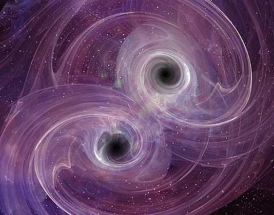 Freak gravitational waves could destroy earth