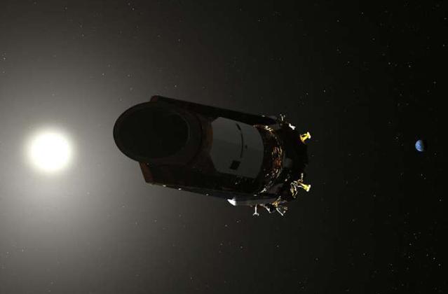 Kepler telescopespacecraft nearing the end as fuel runs low