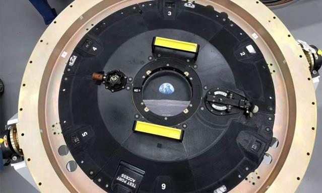 NASA's Orion spacecraft