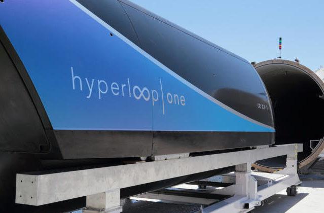 Proposal For Hyperloop System