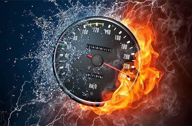Quantum speed