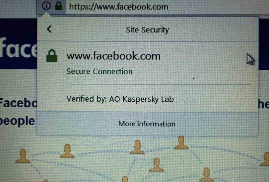ssl verified