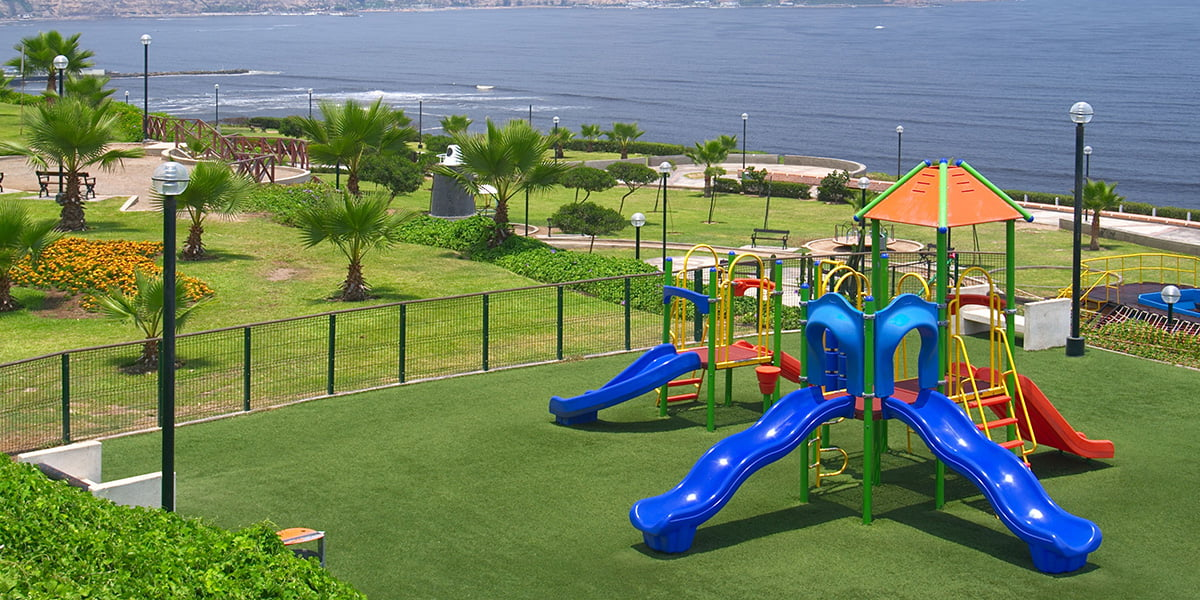 GrassTex Playgrounds
