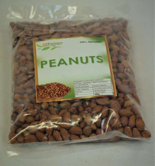 Erdnüsse mit Haut aus Kamerun