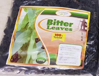 Bitterleaves_Ndole dry