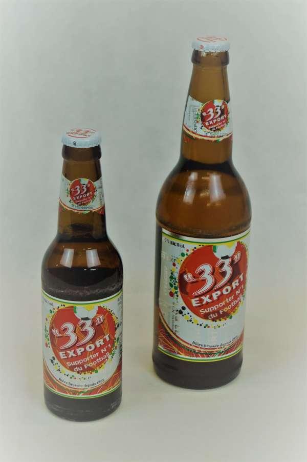 33 Export (Beer, Cameroun)