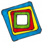 startupSQUARE hand drawn logo