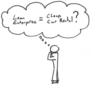 What is Lean Enterprise?