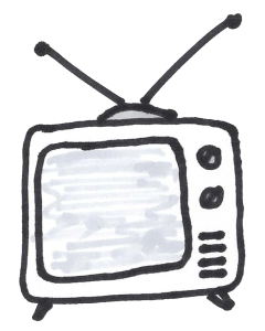 television - the bane of work life balance